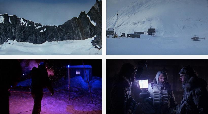 Антарктическая станция американцев