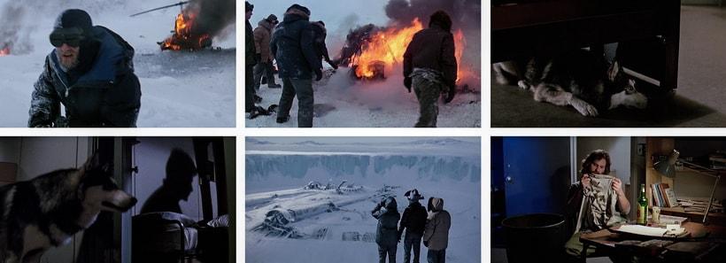 Сюжет фильма Нечто 1982