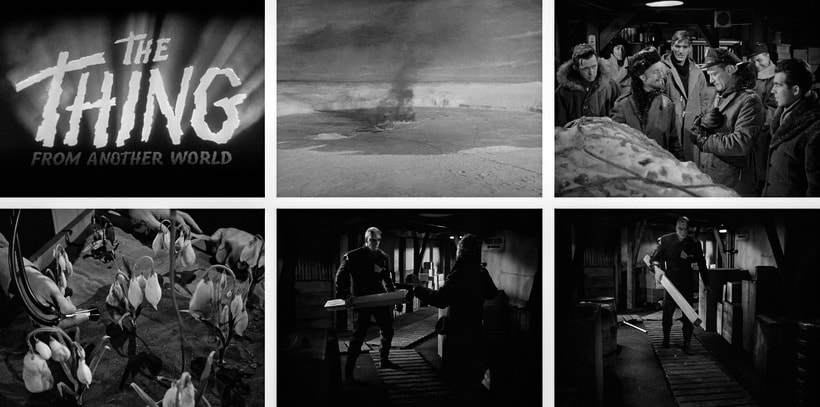 Нечто из другого мира (The Thing from another world, 1951)