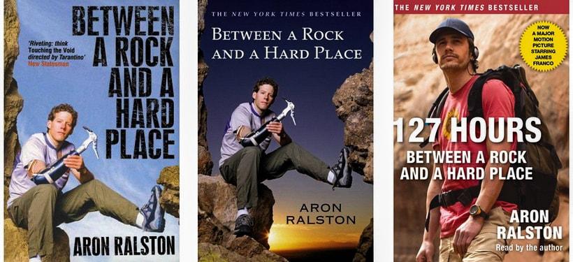 Книга «127 часов: Между молотом и наковальней»