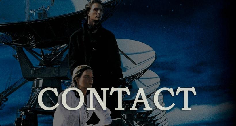 Фантастический фильм Контакт 1997 Роберта Земекиса