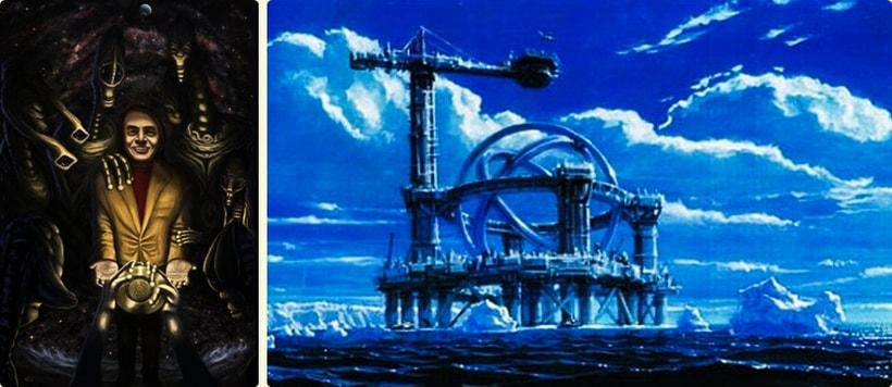 Отличия фильма от книги Контакт 1997
