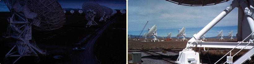 Телескопы для поиска внеземной жизни