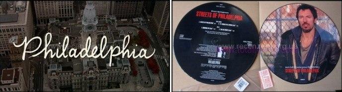 Streets of Philadelphia Брюс Спрингстингс
