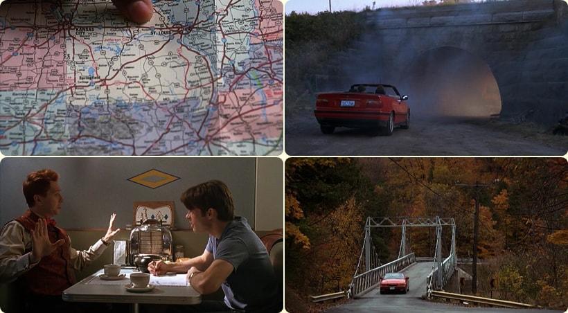 Трасса 60 Боба Гейла - образец дорожного приключения