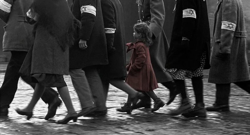 Девочка в красном пальто - Список Шиндлера