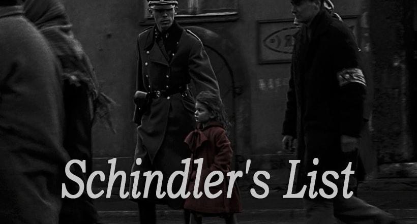 Фильм Список Шиндлера 1993 (Schindler;s list)