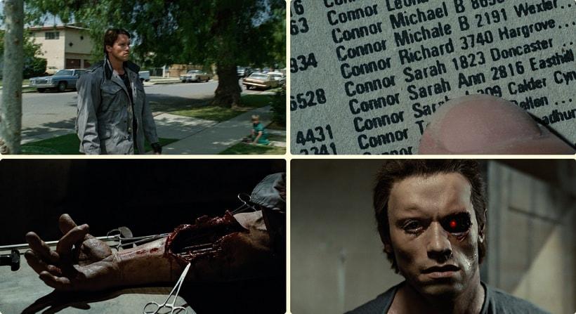 Культовый робот-убийца из фильма The Terminator
