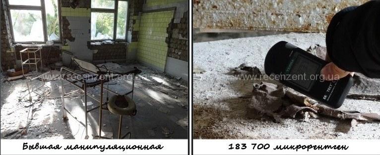 МСЧ-126 Чернобыльская Зона