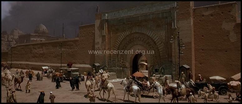 Британский форт в городе Каир