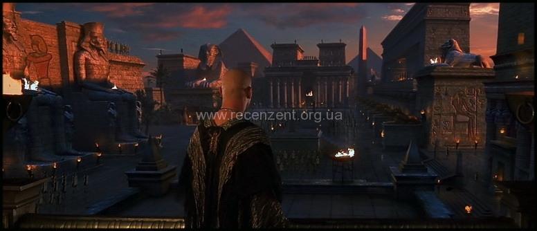 История Египта в фильмах Мумия (1999, 2001)