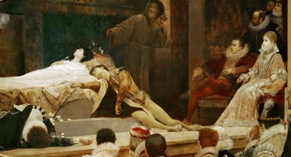Ромео и Джульетта Шекспир