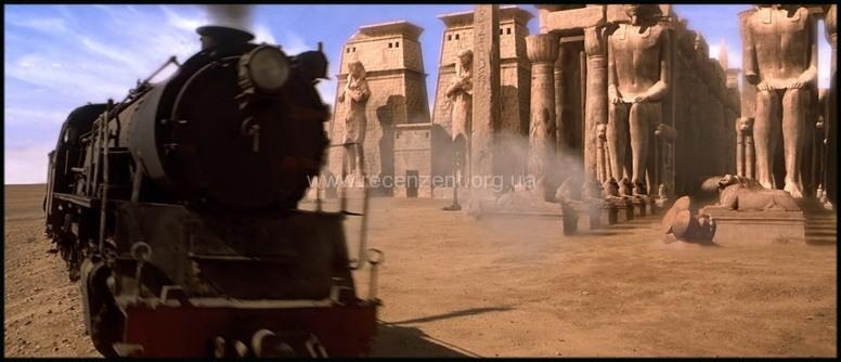 Храмовый комплекс Карнак - Мумия возвращается