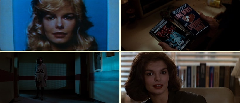 Доктор Гарнер (Бэт) - убийца в Основном инстинкте