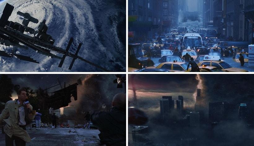Фильм-катастрофа Послезавтра 2004