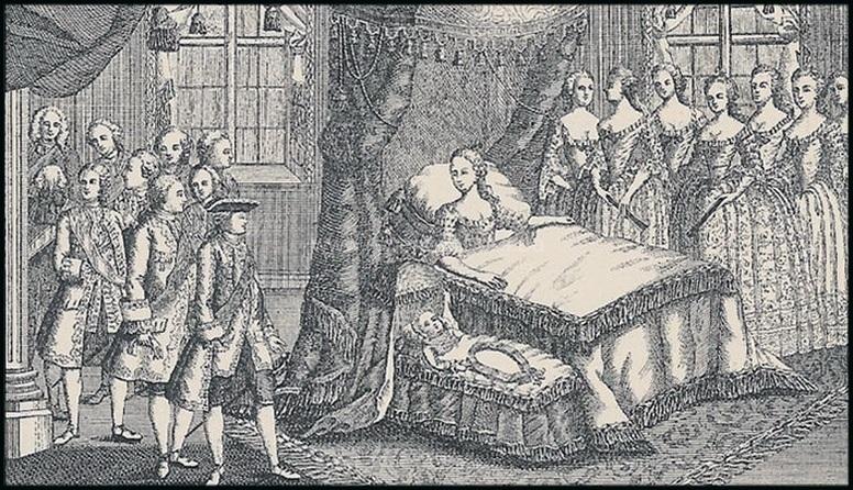 «Графиня де Сен-Жеран» - Блог Черного Максима