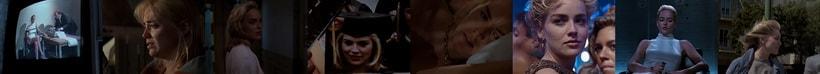 Кэтрин Трамелл убийца в фильме основной инстинкт - Доводы против - Basic instinct