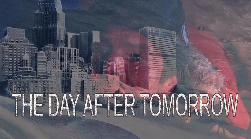 Фильм Послезавтра Ролланда Эммериха. The day after tomorrow