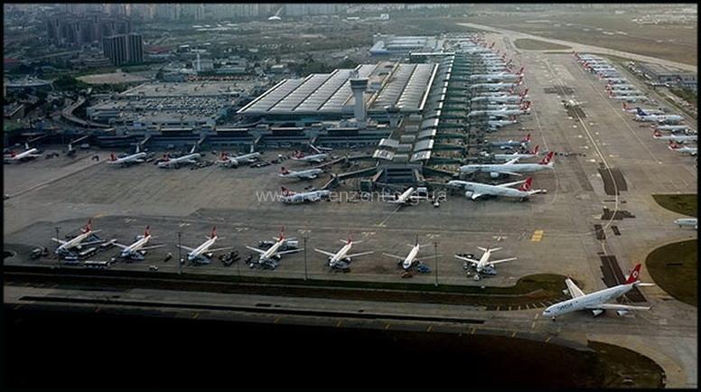 Аэропорт Ататюрка (IST) - главный воздушный порт Турции