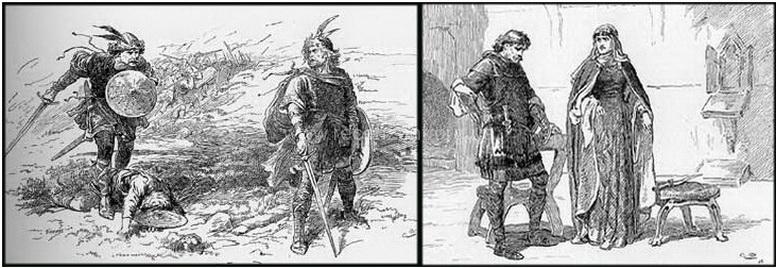 Картины из Макбета
