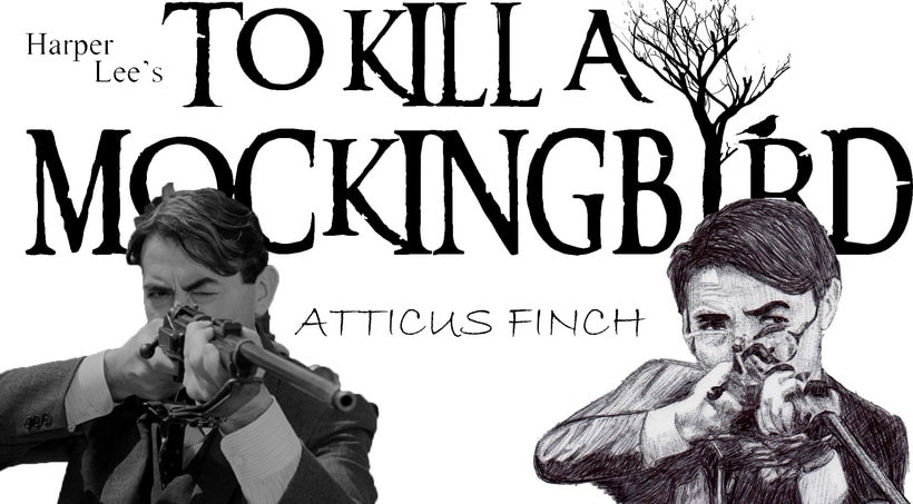 role and influence atticus finch harper lee s novel kill m When i read to kill a mockingbird now, i want to be a father like atticus finch he never has a bad word to say about anyone and leads by example he never has a bad word to say about anyone and.