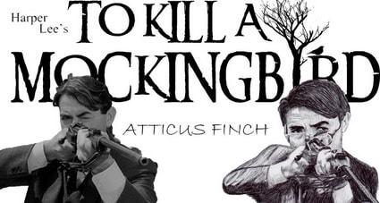 Аттикус Финч образ в Убить пересмешника