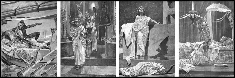 Клеопатра - книга о Гармахисе