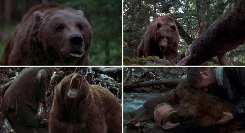 Медведь Барт - Когти и клыки решают все