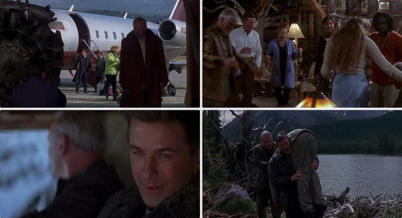 Фильм На грани 1997 The Edge