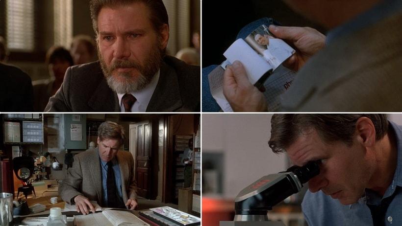 Детективная составляющая фильма Беглец 1993
