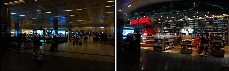 Стамбул - Международный аэропорт Ататюрка