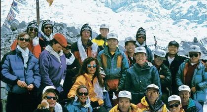 Букреев Эверест