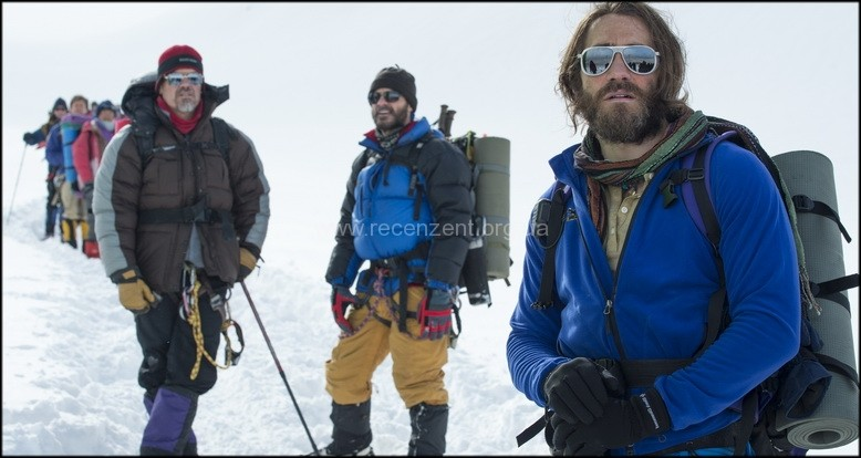 Кадры из фильма Эверест (Everest, 2015)