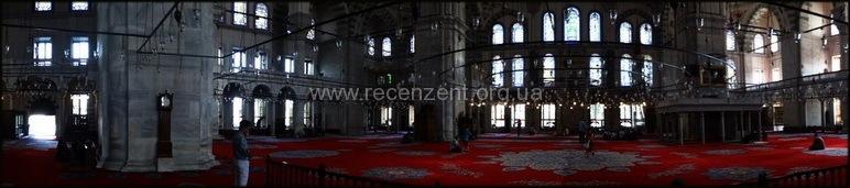 Панорама одной из мечетей