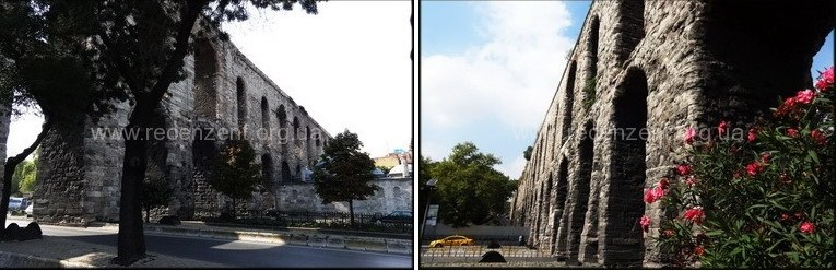 Акведук Валента (Bozdoğan Kemeri)