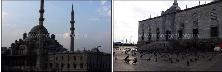 Новая мечеть (Yeni Camii) Стамбул
