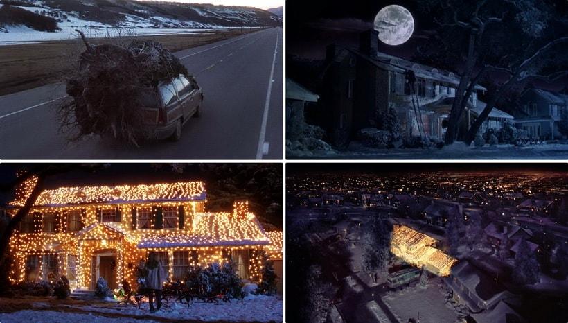 Семейка Гризволдов празднует американское Рождество