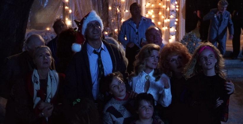 Рождество с Гризволдами - Рождественские каникулы 1989
