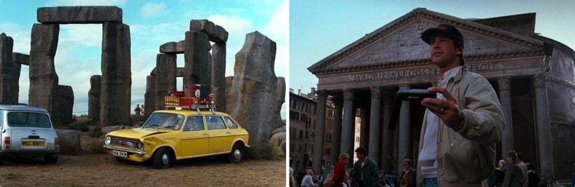 Каникулы в Европе - поездка Гризволдов в Старый свет