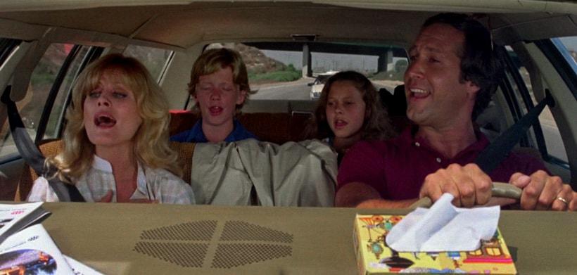Фильм Каникулы 1983 (Vacation, 1983) National Lampoon