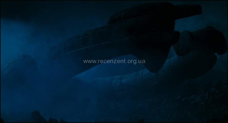 Корабль Космических жокеев - LV-426