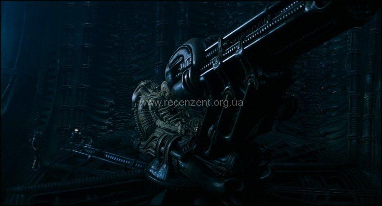 Космический жокей в своем кресле