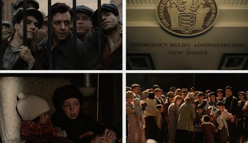 Великая депрессия в кино - фильм Рона Ховарда