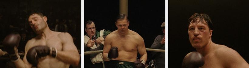 Боксеров в фильме играли настоящие чемпионы