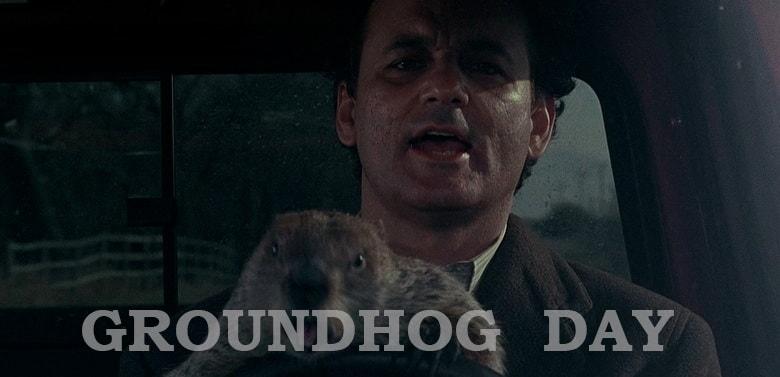 Фильм Groundhog Day 1993