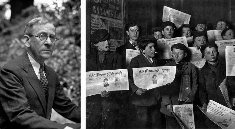 Lewis Hines знаменитый фотографии Депресмии