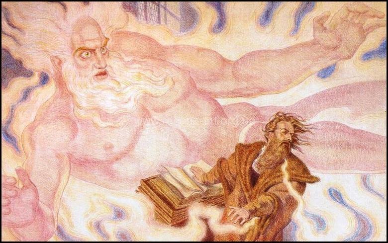 Борьба добра со злом - Фауст Гете