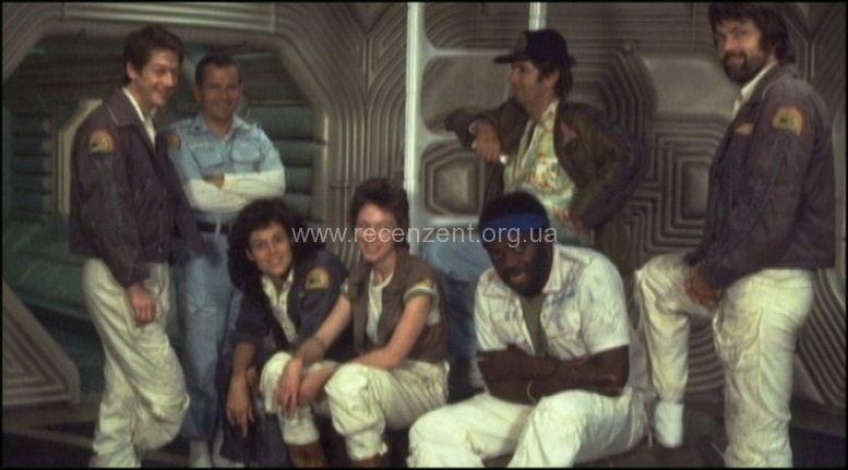 Актерский состав фильма Чужой 1979
