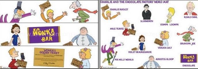 Чарли и Шоколадная фабрика книга
