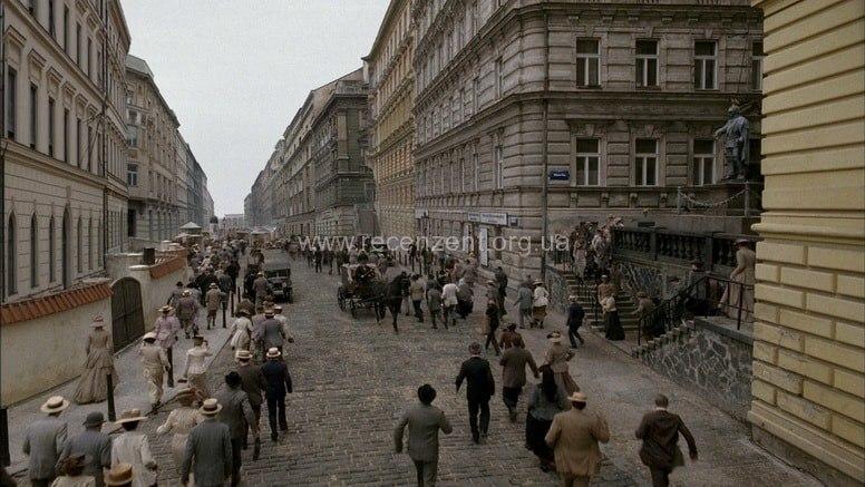 Германия 1920-х годов, реконструкция в фильме